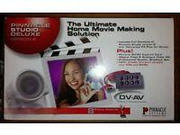 Pinnacle Studio Deluxe - Version 8 - Video Editing Software