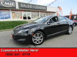 2014 Lincoln MKZ   AWD, NAVIGATION, PANORAMIC ROOF, LEATHER