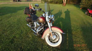 Harley Davidson Soft tail Deluxe For Sale