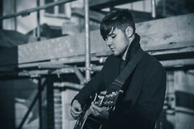 Solo Acoustic singer available for gigs in Pubs, Restaurants, Private Functions and Live Events