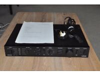 SOLD *** Audiolab 8000A Integrated Stereo Amplifier 60W per channel inc Mains Lead & Manual *** SOLD