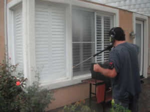 PRESSURE WINDOW-WASHING BUSINESS FOR SALE