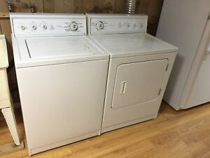 Kenmore Ultra Care Laveuse et Secheuse / Washer and Dryer