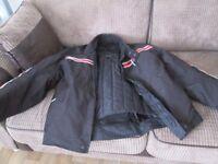 mens motorbike coat