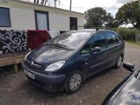 2003 Citroen Picasso with mot