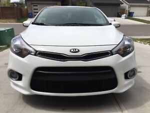 2014 Kia Forte EX Coupe (2 door)
