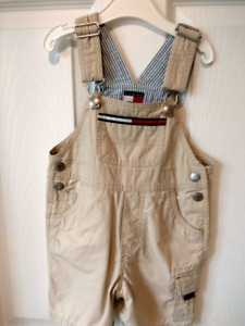 Tommy Hilfiger overalls boys 12 to 18 months