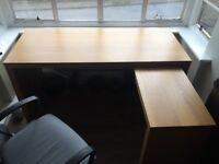 MALM (IKEA) Desk Half price
