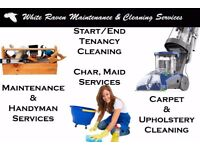 Maintenance, Handyman, Painting, Refurbishment ,Home/ Office Cleaning, End of Tenancy Cleaning