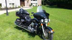 HD Ultra Classic Electra Glide- Mint Condition, One Owner