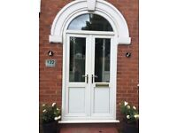 "French Door 95"" X 48.5"" WITH ARCH OR WITHOUT ARCH 78"" X 48.5"""