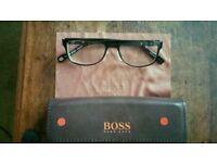 Hugo Boss Orange Reading Glasses Designer Spectacles
