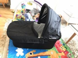 Nearly new UPPAbaby bassinet (£30)
