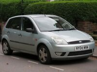 Must Sell! Ford Fiesta- Flame. Very good condition, great gas milage. Leaving country, need to sell!