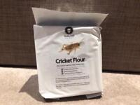 Edible Cricket powder! Safe, tasty, high in protein!