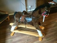 Mamas and Papas large Rocking horse excellent condition
