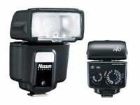 Nissin i40 flashgun for micro four thirds, Olympus or Panasonic £99