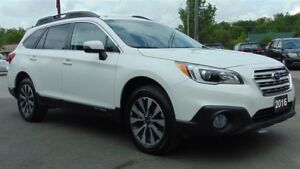 2016 Subaru Outback 3.6R LIMITED AWD - with TECHOLOGY PACKAGE