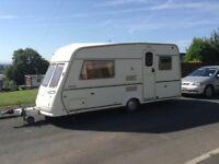 Stunning 1996 Vanroyce 450EK 2 Birth Touring Caravan