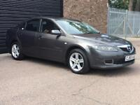 Mazda 6 manual 6 speed diesel