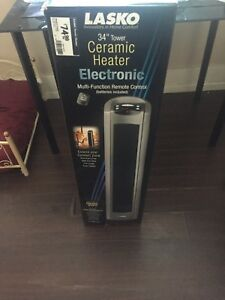 Electronic heater