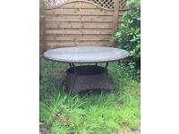 Hartmann Garden Furniture - Table and 6 Chairs