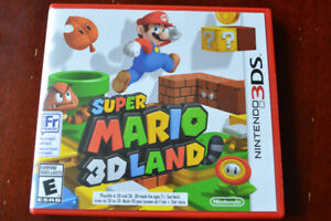 Like New Super Mario 3D Land for Nintendo 3DS / 2DS    $20
