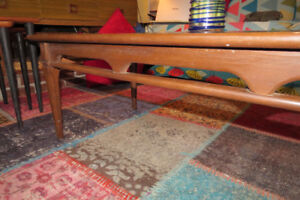 great mid-century coffee table