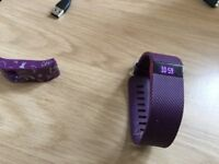 Fitbit Charge HR 6 months old condition as new