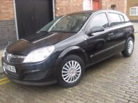 VAUXHALL ASTRA 1.4 NEW SHAPE 57 REG **** CHEAP TO TAX RUN AND INSURE **** 5 DOOR HATCHBACK