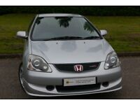 RARE EP3**Honda Civic 2.0 i-VTEC Type R Hatchback 3dr**FINANCE ME**COLLECTABLE** VERY TIDY