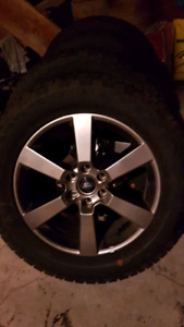 "4 Brand new 20"" Rims and Tire w/ TPS"