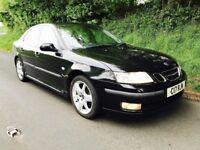 Immaculate 2007 SAAB 9-3 1.9 Tid Vector Sport 8v 120 bhp ,trade in considered, credit cards accepted