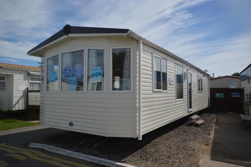 Static Caravan Winchelsea Sussex 2 Bedrooms 6 Berth ABI Focus 2008 Winchelsea