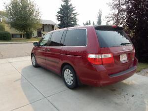 2005 Honda Odyssey LX Minivan, Van