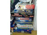 Various retro/vintage board games/ bulk buy bargain
