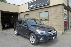 2012 Hyundai Santa Fe GL 3.5 All Wheel Drive, Heated Seats