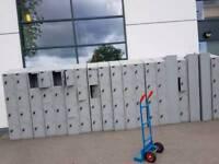 Probe lockers school refurbishment clearance