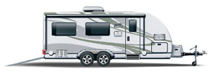 Kicking tires on Toy Haulers (travel trailers)