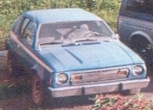 AMC GREMLIN 1974 original-automatique