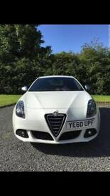 2011 Alfa Romeo Giulietta 2.0 diesel, manual