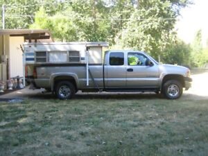 Truck and Camper Package