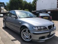 BMW 3 Series 2.0 320d M Sport Automatic Full Service History Sunroof 2 Owners 2 Keys Long MOT