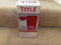 title adult boxing mitt