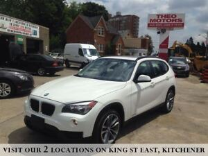 2014 BMW X1 xDrive28i | PANORAMIC SUNROOF | NO ACCIDENTS