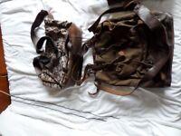 Selection of mens designer Bags (7)