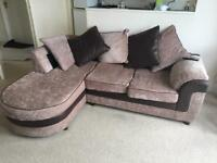 Beautiful comfy sofa