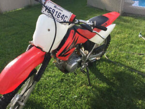 Honda crf 100 2006