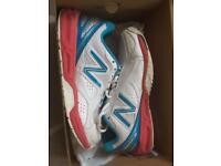New Balance court shoe trainers netball