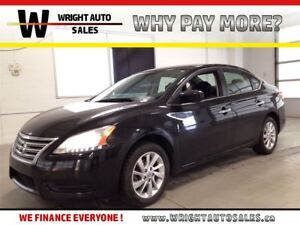 2013 Nissan Sentra SV| SUNROOF| BLUETOOTH| HEATED SEATS| 44,608K